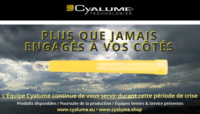 covid-19_Cyalume mobilisation totale pour servir ses clients