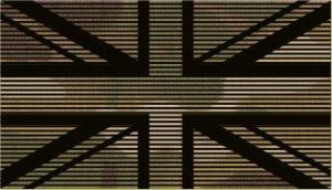 Drapeau Royaume Uni Double IR