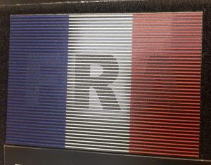 drapeau France Double Infrarouge