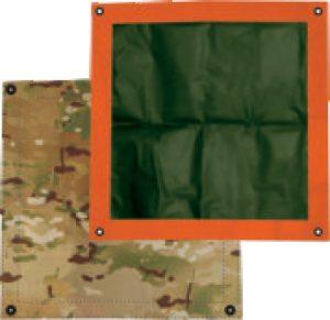 panneau thermique pour identification de pesronnel 50x50cm