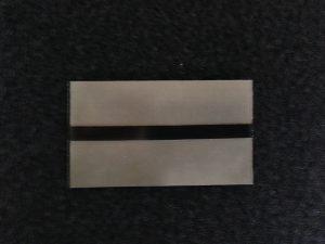 patch identification fusion IR thermique avec bande IR centrale