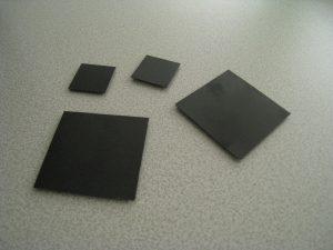petit patch carré infrarouge avec velcro